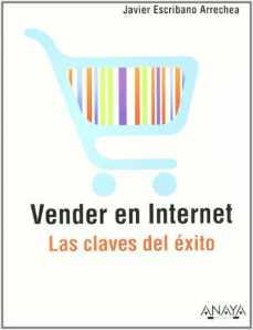 Vender en Internet - Javier Escribano