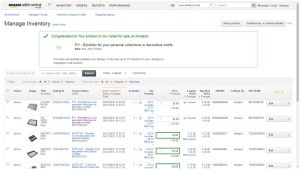 Listings Amazon