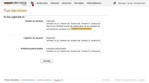 Serveis Logístics i Plataformes Internacionals d'Amazon