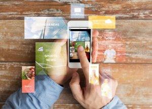 App per oferir serveis al client