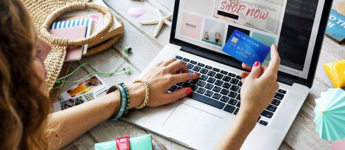 Tenda online per venda productes