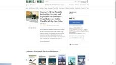 Venda ebook a Barnes and Noble