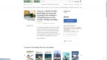 Venda ebook a Barnes and Noble