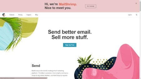 email marketing amb Mailchimp