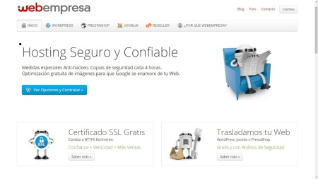 millor hosting per wordpress o prestashop